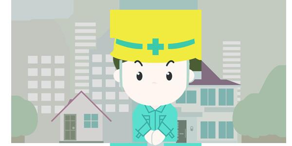 下地・ボード貼り・クロスなど内装工事も可能です。 一般住宅・商店舗・商業施設・ビルまで、新築・リフォームなんでもお任せください。